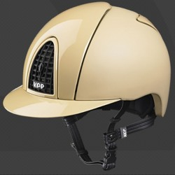 Casco Kep Italia Cromo Textil Colores Especiales