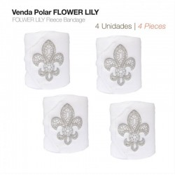 Venda Polar Flower Lily