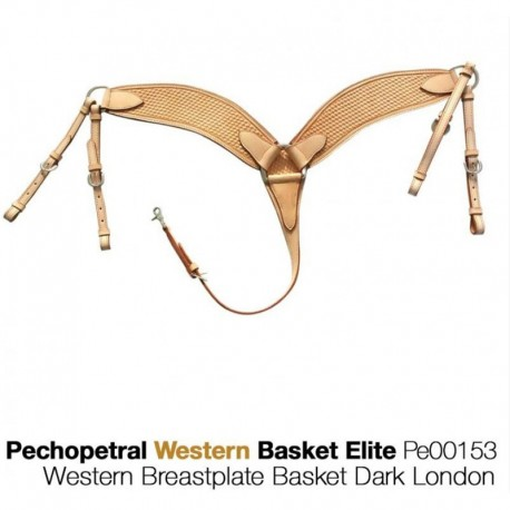 Pechopetral Western Basket Elite PE00153