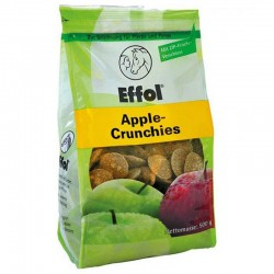 Caramelos Effol Manzana Apple Crunchies