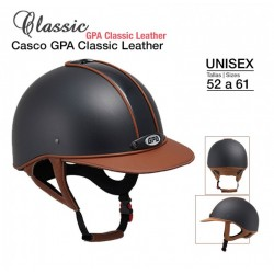 Casco GPA Classic Leather